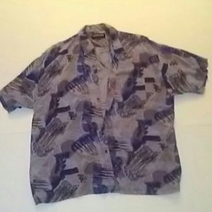 Other - Mens vintage 1990s casual button up.